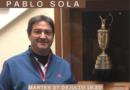 Hablemos de Golf con un protagonista de lujo: recibimos a Pablo Sola el próximo martes